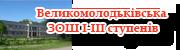 Сайт Великомолодьківської ЗОШ І-ІІІ ст.